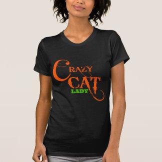 Gekke Kat Dame Collection T Shirt