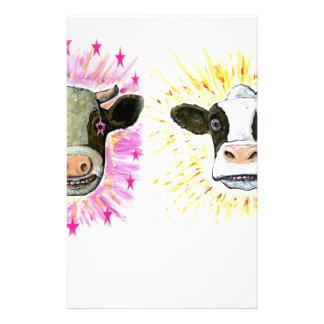 Gekke Koeien Briefpapier