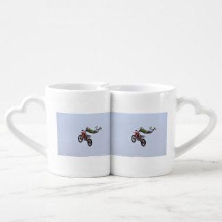 Gekke Motocross Lovers Mok