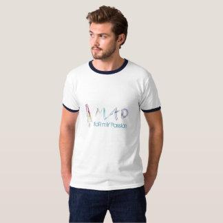 Gekke trendy t shirt