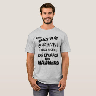 Gekke Wereld 101 T Shirt