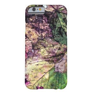 Gekleurd iPhone6/6s Hoesje van Bladeren