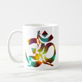 Gekleurde Meditatie 14 Koffiemok