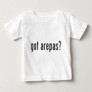 gekregen arepas? baby t shirts