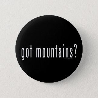gekregen bergen? ronde button 5,7 cm