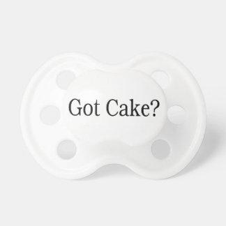 Gekregen Cake Fopspeentje