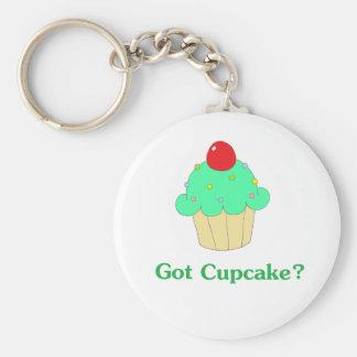 Gekregen Cupcake Sleutel Hanger