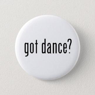 gekregen dans? ronde button 5,7 cm
