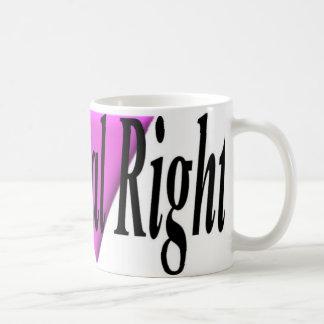 Gekregen Gelijke Rechten? Koffiemok