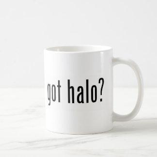 gekregen halo? koffiemok
