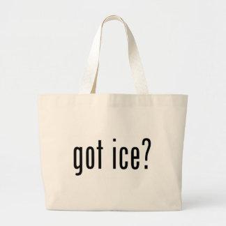 gekregen ijs? draagtas