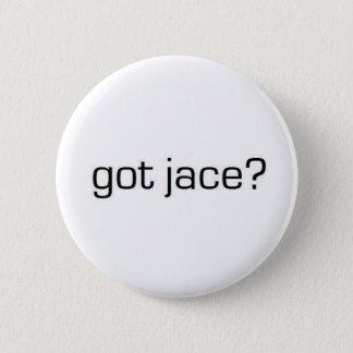 Gekregen Jace? Ronde Button 5,7 Cm