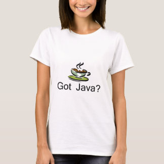 Gekregen Java T Shirt