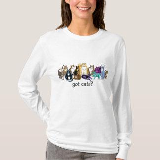 gekregen katten? t-shirt