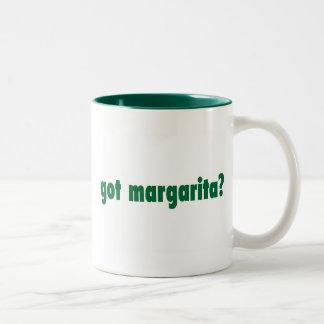 gekregen Margarita Tweekleurige Koffiemok