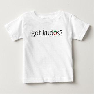 Gekregen Roem? Baby T Shirts