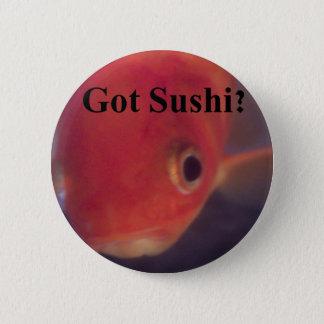 Gekregen Sushi? Ronde Button 5,7 Cm