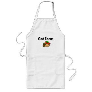 Gekregen Taco Lang Schort