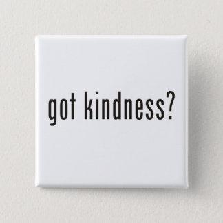 gekregen vriendelijkheid? vierkante button 5,1 cm