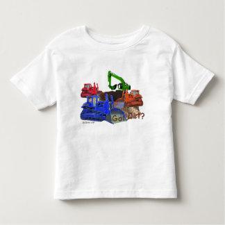 Gekregen vuil? kinder shirts