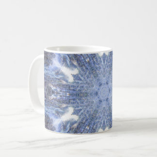 Gekristalliseerde Oceaan Koffiemok