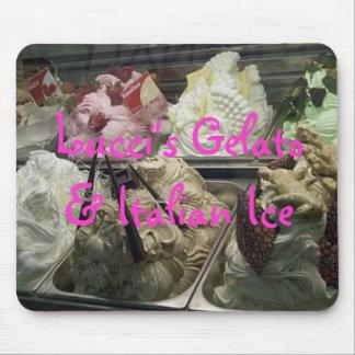 gelato5, Gelato van Lucci & Italiaans Ijs Muismat