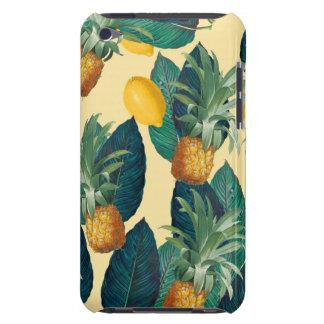 gele ananascitroenen iPod touch hoesje