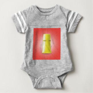 Gele Buis Baby Bodysuit