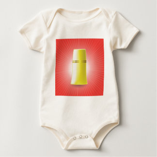 Gele Buis Baby Shirt
