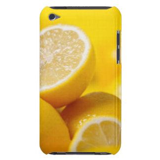 Gele Citroenen iPod Touch Hoesje