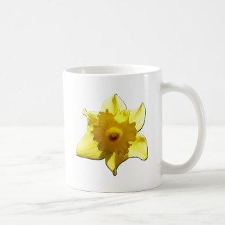 Gele Gele narcis 1.0 van de Trompet Koffiemok
