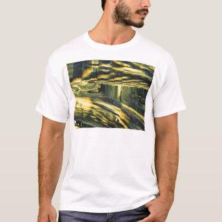 Gele Hond T Shirt
