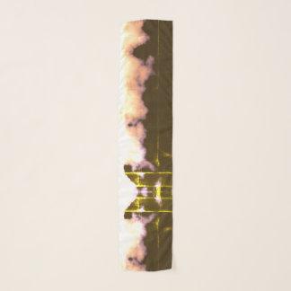Gele Lichte ziet Oud van het vintage Effect van de Sjaal