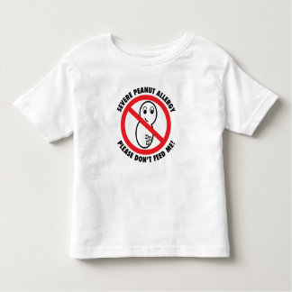 Gelieve te voeden de geen T-shirt van de Peuter