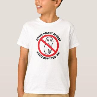 Gelieve te voeden me niet! De T-shirt van het kind