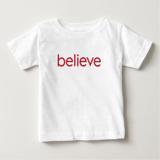 Geloof Baby T Shirts