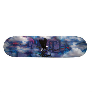 Geloof Eagle Skateboard Decks