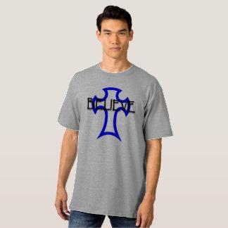geloof in lange God T Shirt