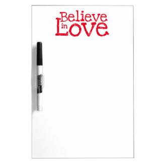 Geloof in Liefde Whiteboard
