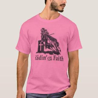 geloofs stootbord t shirt