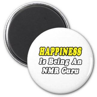 Geluk… NMR Guru Magneet