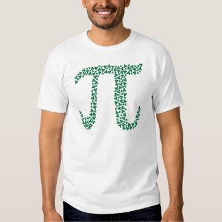 Geluk o Pi -pi-rish T-shirt