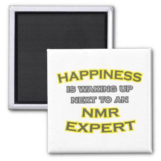 Geluk. Ontwaken. NMR Deskundige Magneet