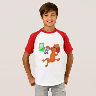 Gelukkig Basketbal door Happy Juul Company T Shirt