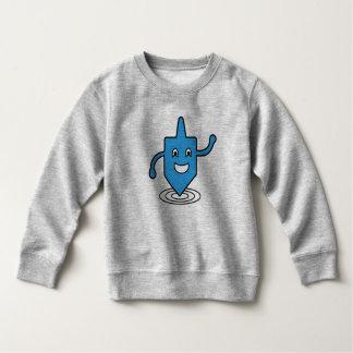 Gelukkig Blauw Sweatshirt Dreidel