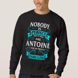 Gelukkig de T-shirt van ANTOINE te zijn