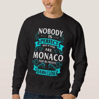 Gelukkig de T-shirt van MONACO te zijn
