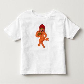 Gelukkig Football door Happy Juul Company Kinder Shirts