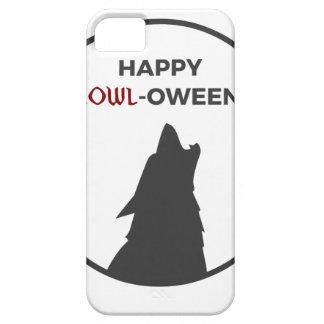 Gelukkig gehuil-Oween het Ontwerp van Halloween Barely There iPhone 5 Hoesje