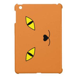 Gelukkig gezicht hoesje voor iPad mini